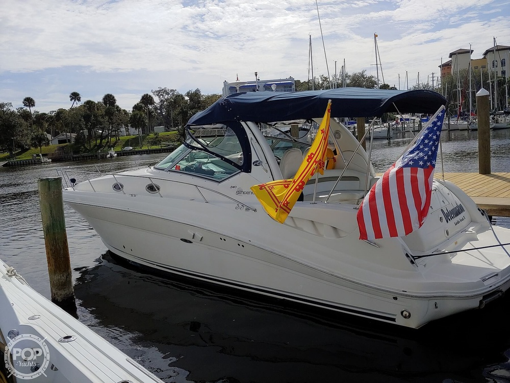 Sea Ray 340 Sundancer 2007 Sea Ray 340 Sundancer for sale in Satellite Bch, FL