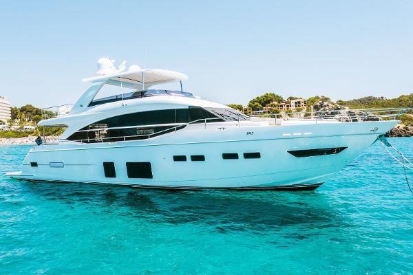 Princess 75 Motor Yacht Princess 75MY
