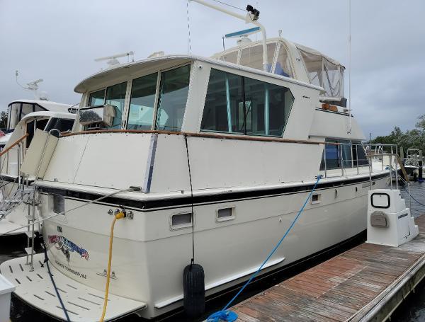 Hatteras 48 Motoryacht