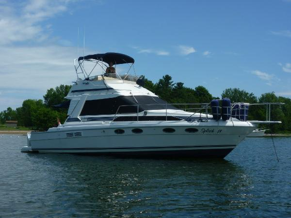 Bayliner Trophy Flybridge 3460
