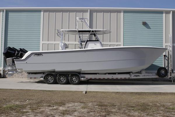 Invincible 35' Catamaran