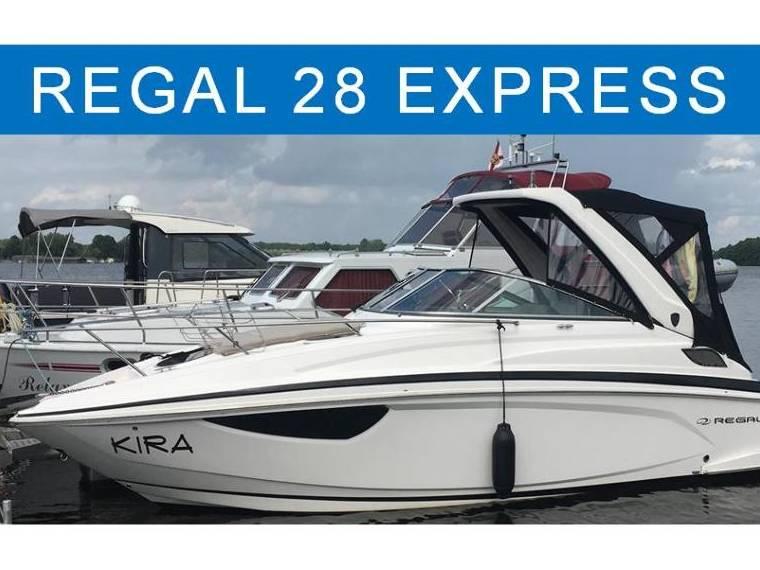 Regal Regal USA  28 Express