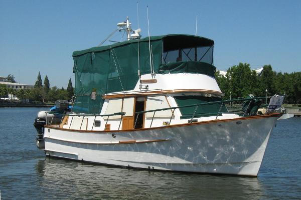 Seahorse Monk 36 NW Trawler Main