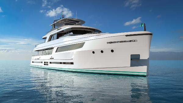 Outer Reef Yachts Trident 3200