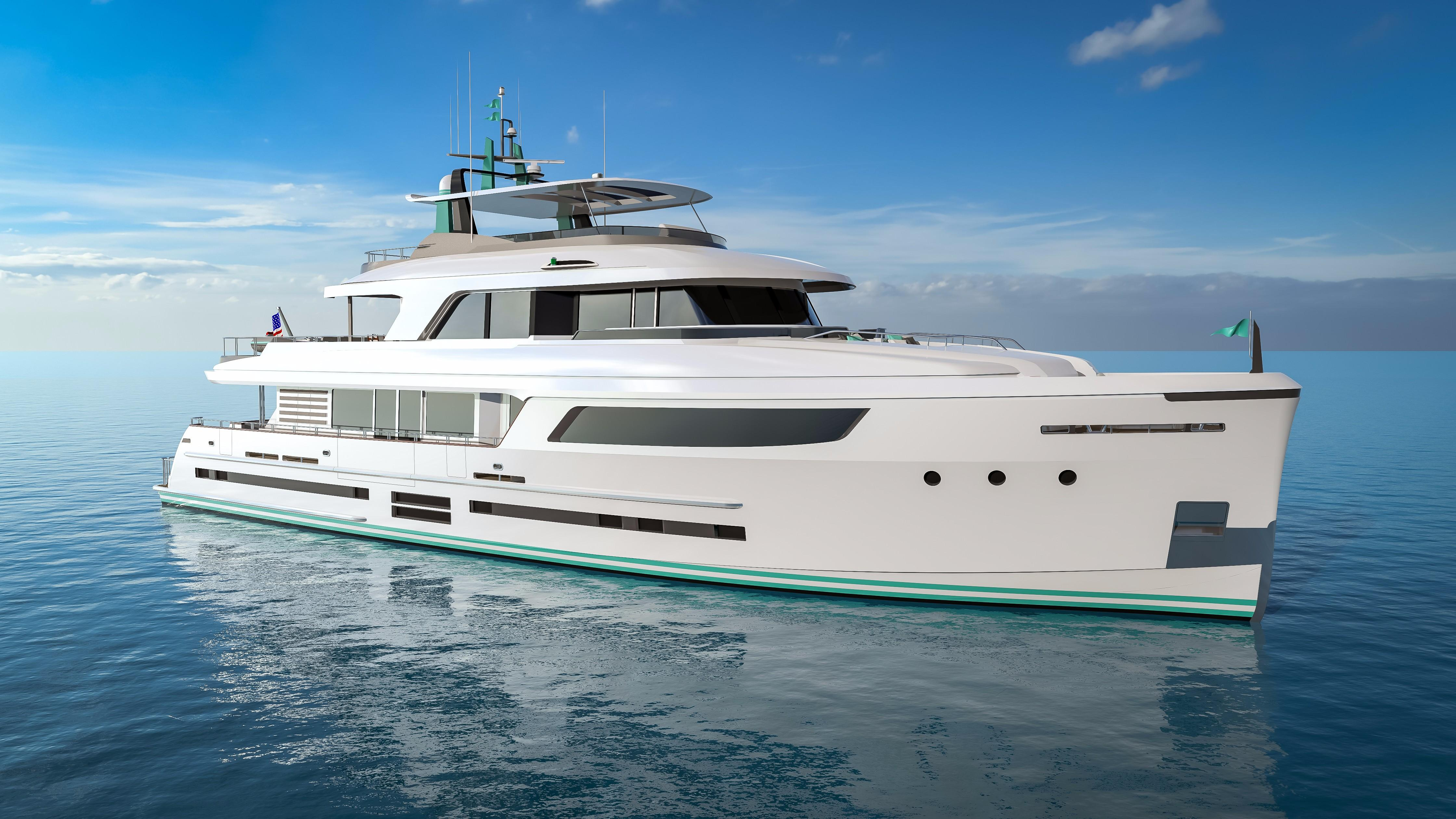 Outer Reef Trident Boat image