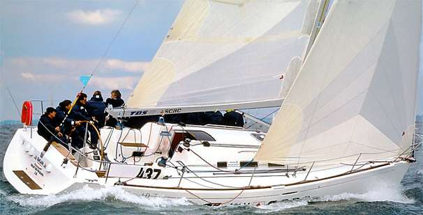Beneteau First 40.7 Manufacturer Provided Image