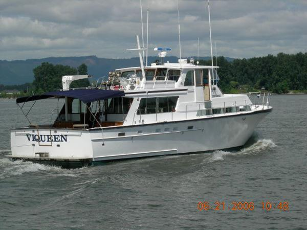Marlineer 60 Pilothouse 60 Marlineer Pilothouse Underway!