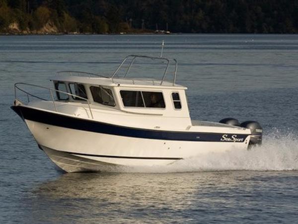 SeaSport Kodiak 2600