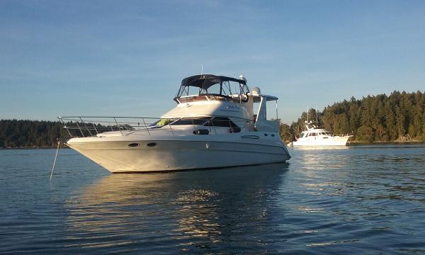 Sea Ray 420 Aft Cabin World Peace