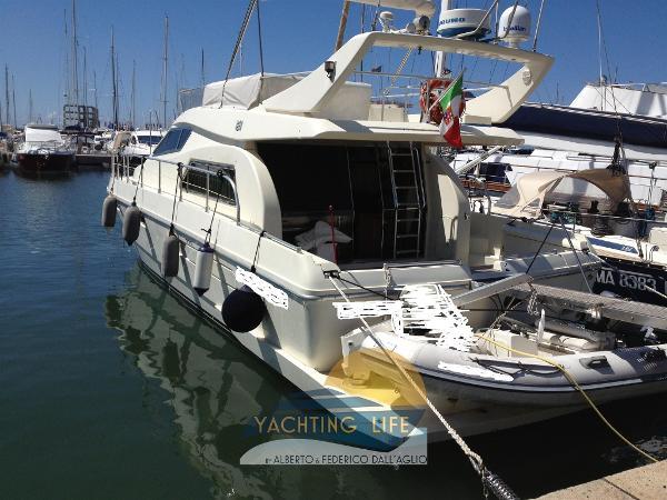 Ferretti Yachts 150 Ufficio 455