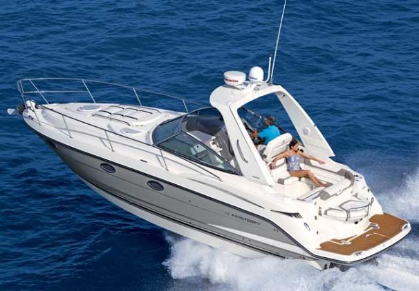Monterey 320 Sport Yacht Manufacturer Provided Image