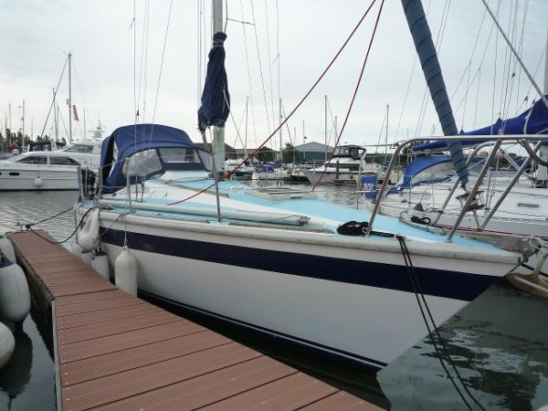 Westerly GK29 Westerly GK29 - Starboard Side