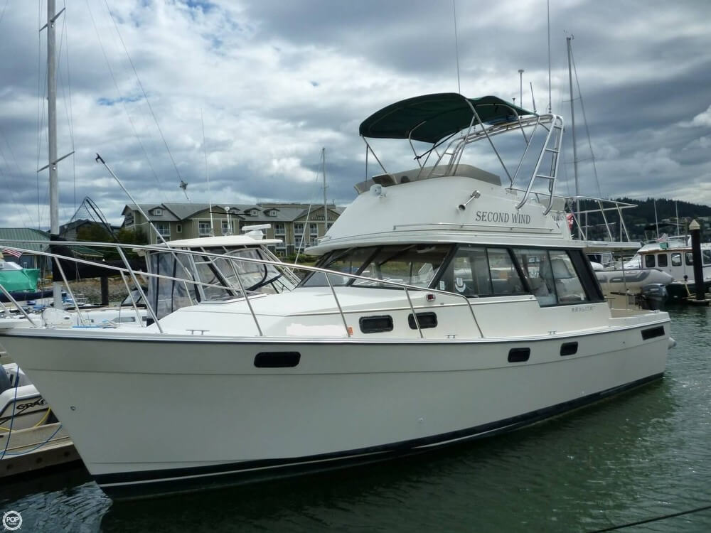Bayliner 3270 Motoryacht 1983 Bayliner 3270 Explorer for sale in Bellingham, WA