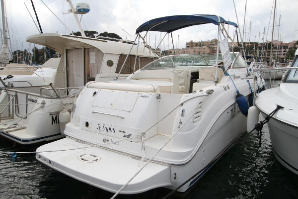 Sea Ray 260 Sundancer Sea Ray 260 (42)