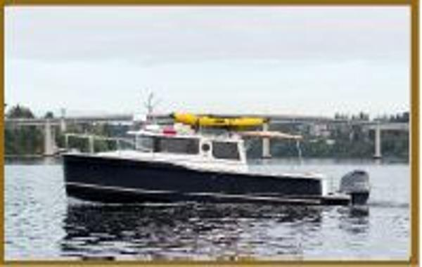 Ranger Tugs R-27 Luxury Edition On Order