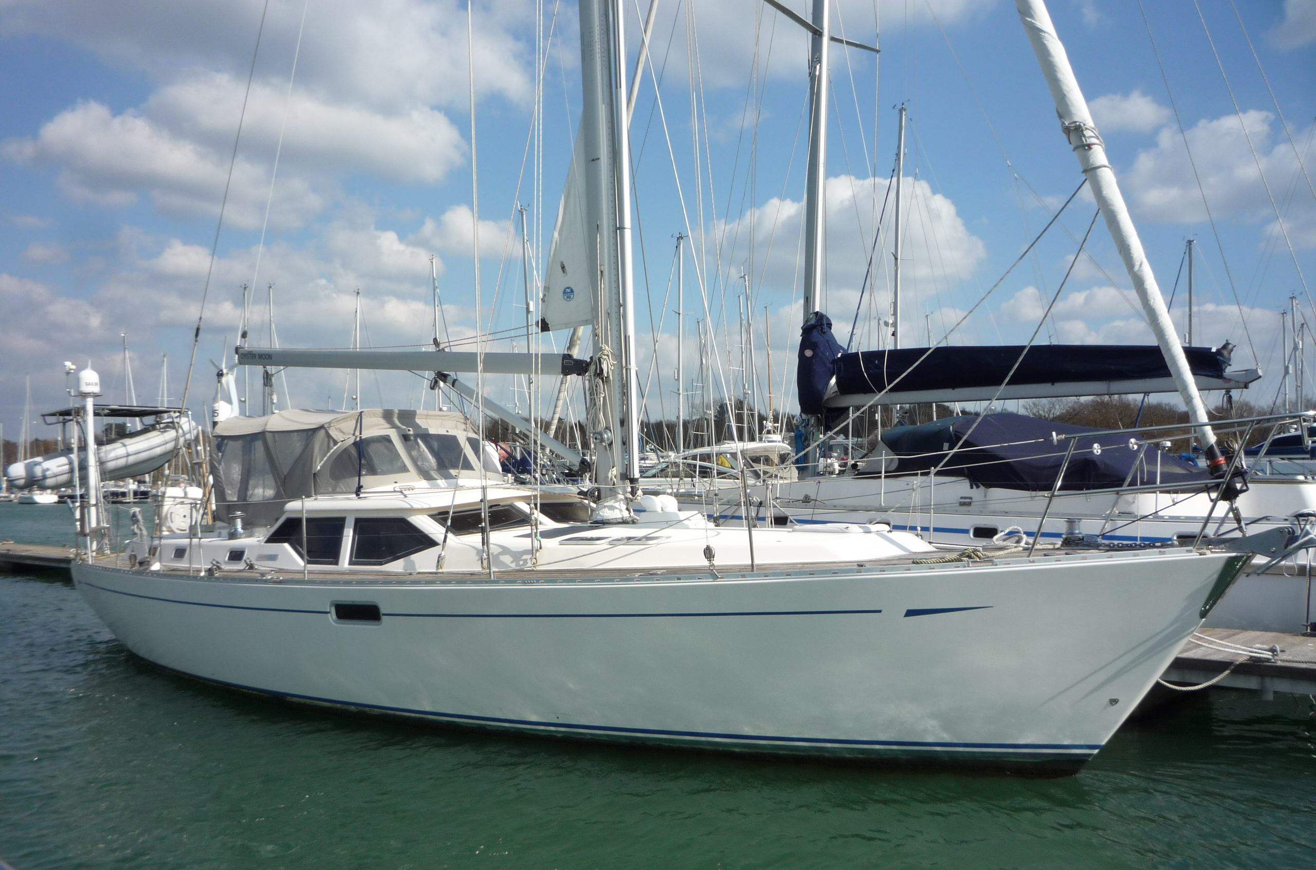 Oyster 47 For sale - Oyster 47