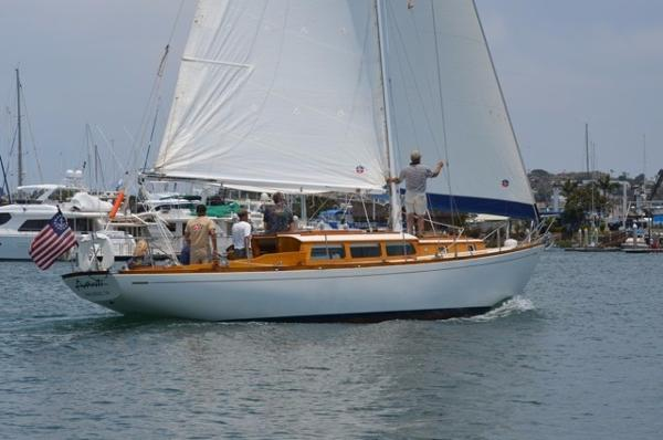 Kettenburg K 41 Sailing