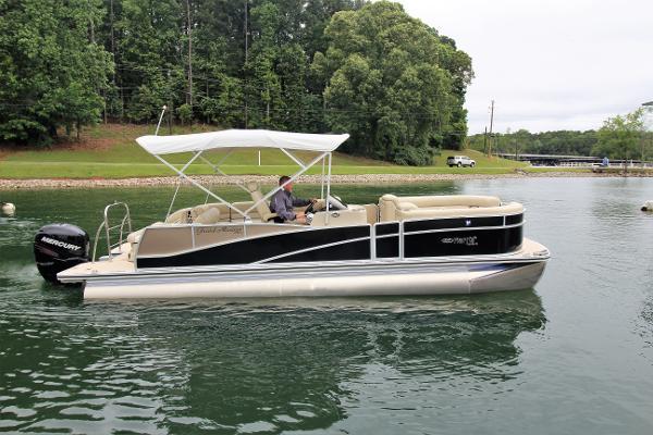 Harris 250 Grand Mariner