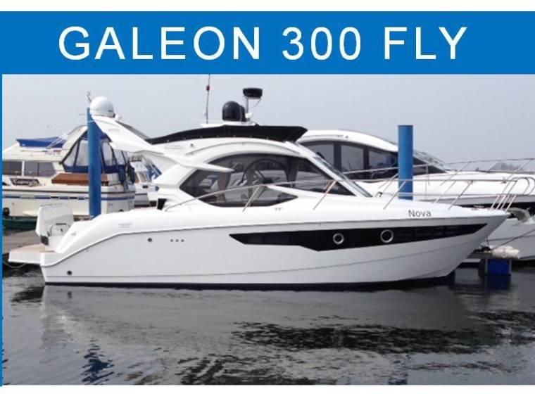 Galeon Galeon  300 FLY VERKAUFT
