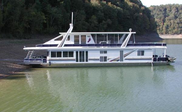 Fantasy 16 x 84 Custom Yacht