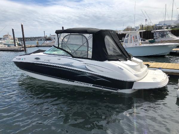 Monterey 263 EX Explorer