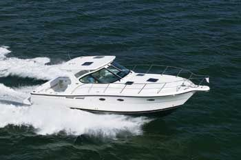 Tiara 3600 Open Sistership