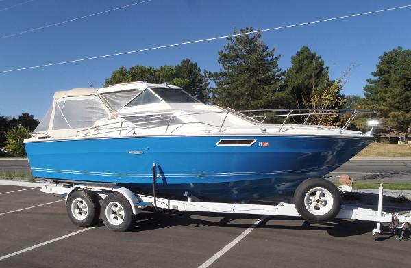 Sea Ray SRV Hardtop Cuddy