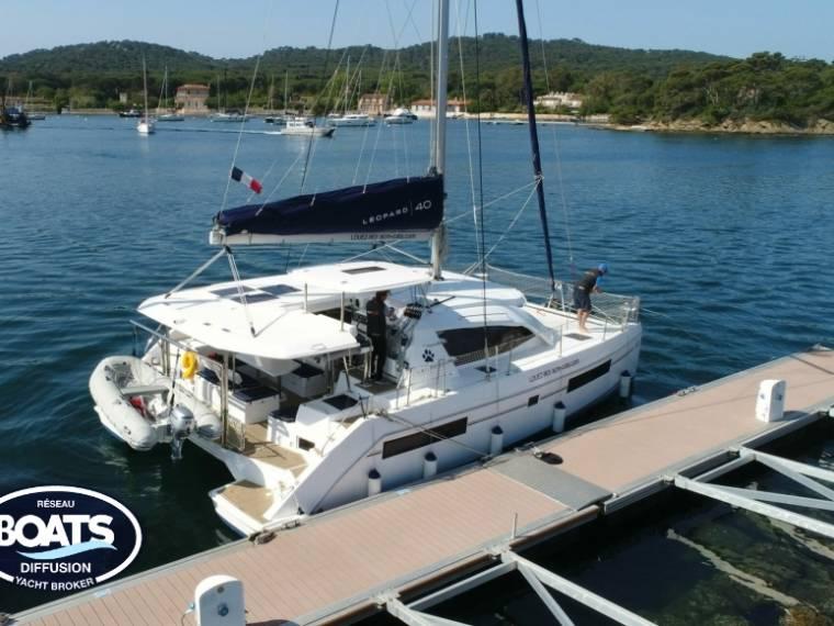 Catamaran Leopard CATAMARAN LEOPARD LEOPARD 40 HY45366