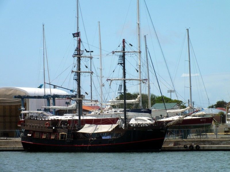 Custom Pirate Ship / Day Charter Vessel