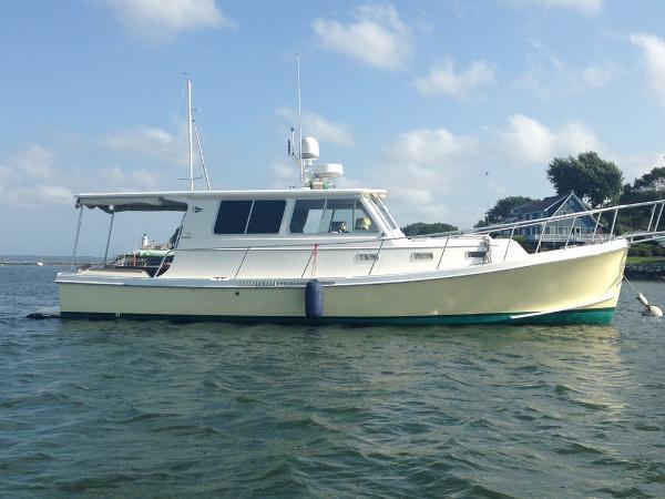 Nauset Trawler Profile