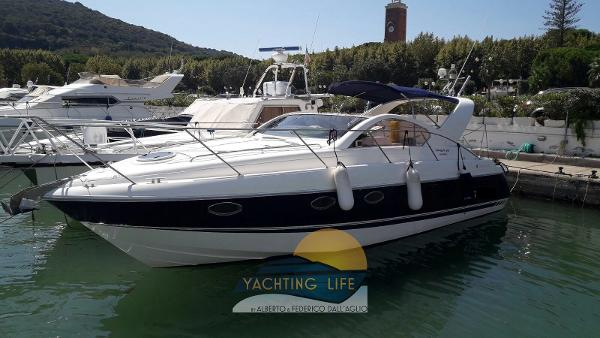 Fairline 34 TARGA IMG_5884
