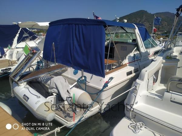 Sea Ray 300 Sundancer Sestante Yacht Sea Ray motori 2007  (26)