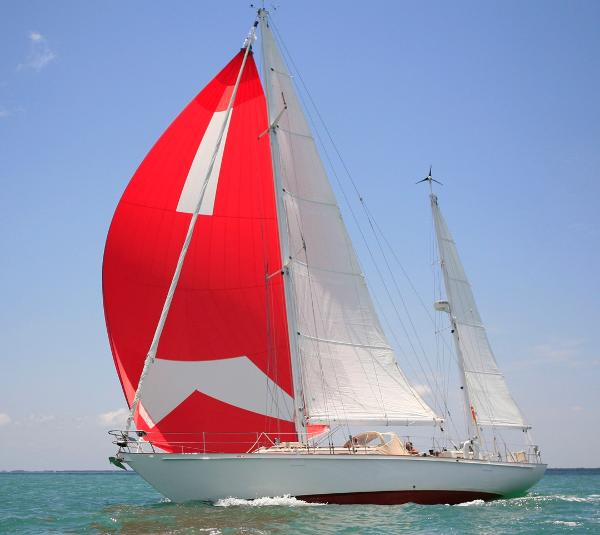 Sparkman/Stephens / Koopmans 48 Custom Steel Ketch 2010 After Refit and Completion