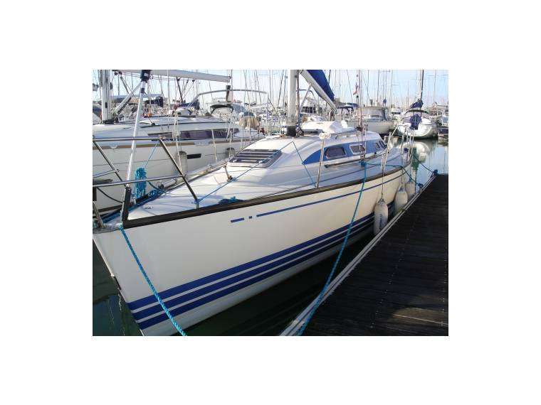 X-Yachts X YACHT X 332 EB44016