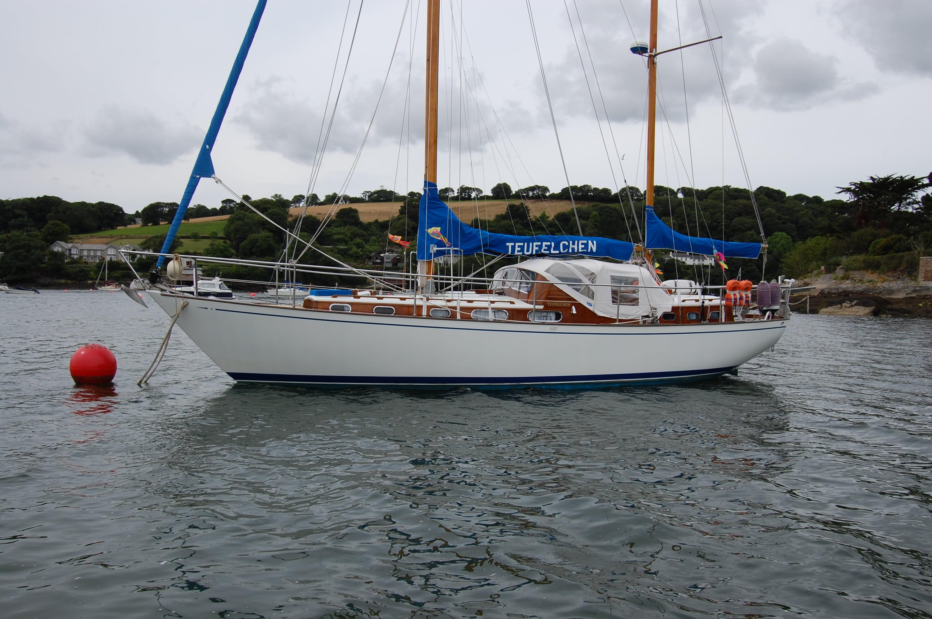 Calypso Inflatables 42 Ketch Calypso 42 Ketch