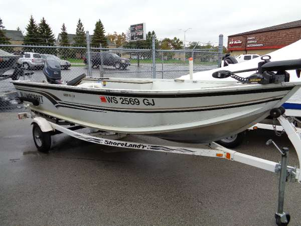 Alumacraft Lunker 165 LTD