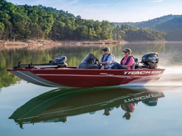 Tracker Boats Pro 170