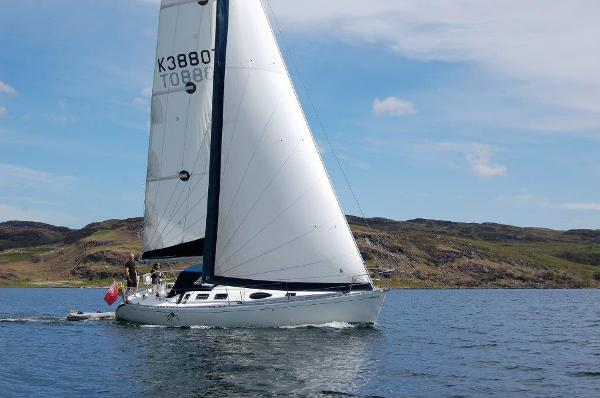 Beneteau First 38.5 Beneteau First 38s5 Built 1990