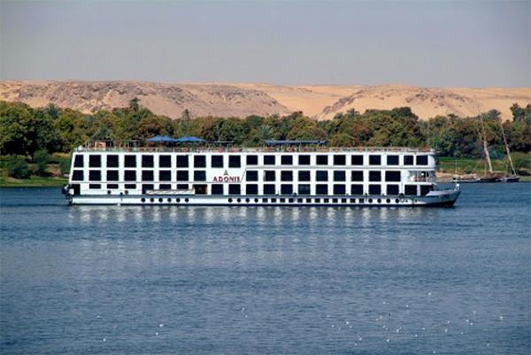 CUSTOM BUILT CRUISE SHIP