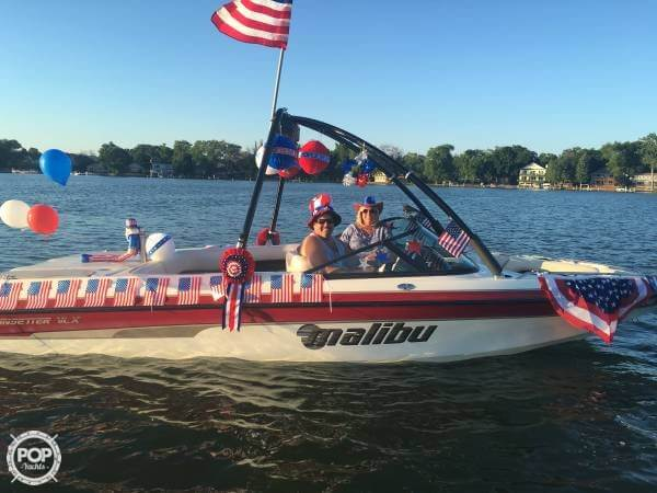 Malibu Sunsetter VLX 2001 Malibu Sunsetter VLX for sale in Grayslake, IL