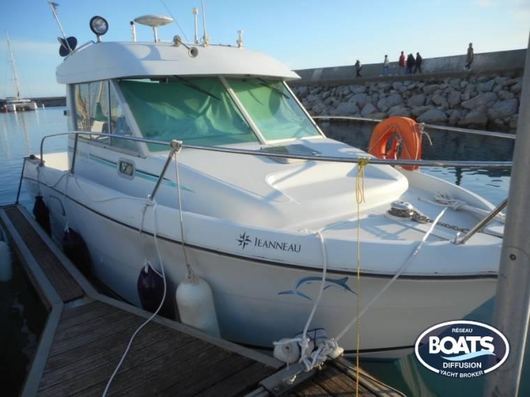 Jeanneau JEANNEAU MERRY FISHER 750 CR FY45464