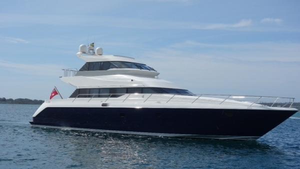 Warren Yachts 85