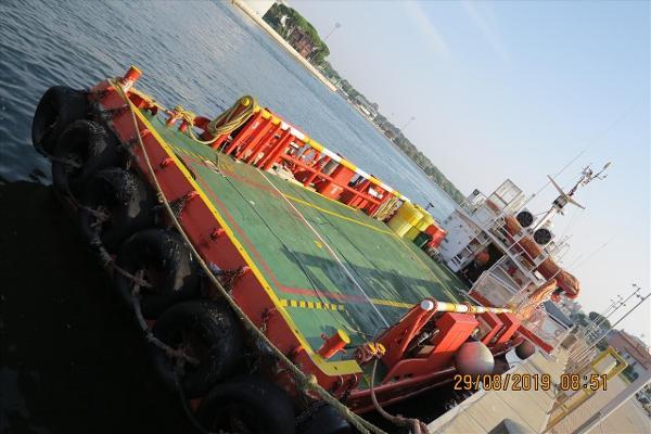 Commercial Crew boat. Swiftship