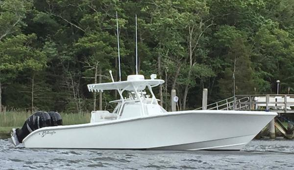 Yellowfin 32
