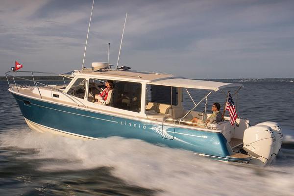 MJM Yachts 35z Manufacturer Provided Image