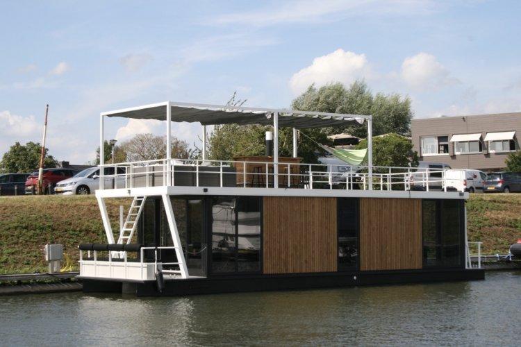 Houseboat 14.60 Zandvliet & Verlouw