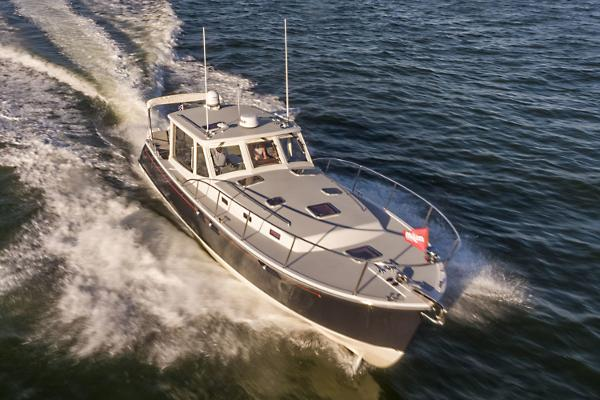 MJM Yachts 43z Manufacturer Provided Image