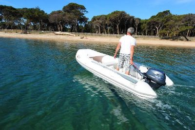 Ribeye Tender TS 310 Boat Only NEW