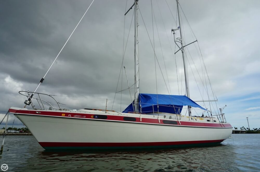 Morgan Out Island 415 Ketch 1976 Morgan Out Island 415 Ketch for sale in Madeira Beach, FL
