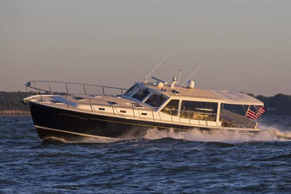 MJM Yachts 50z